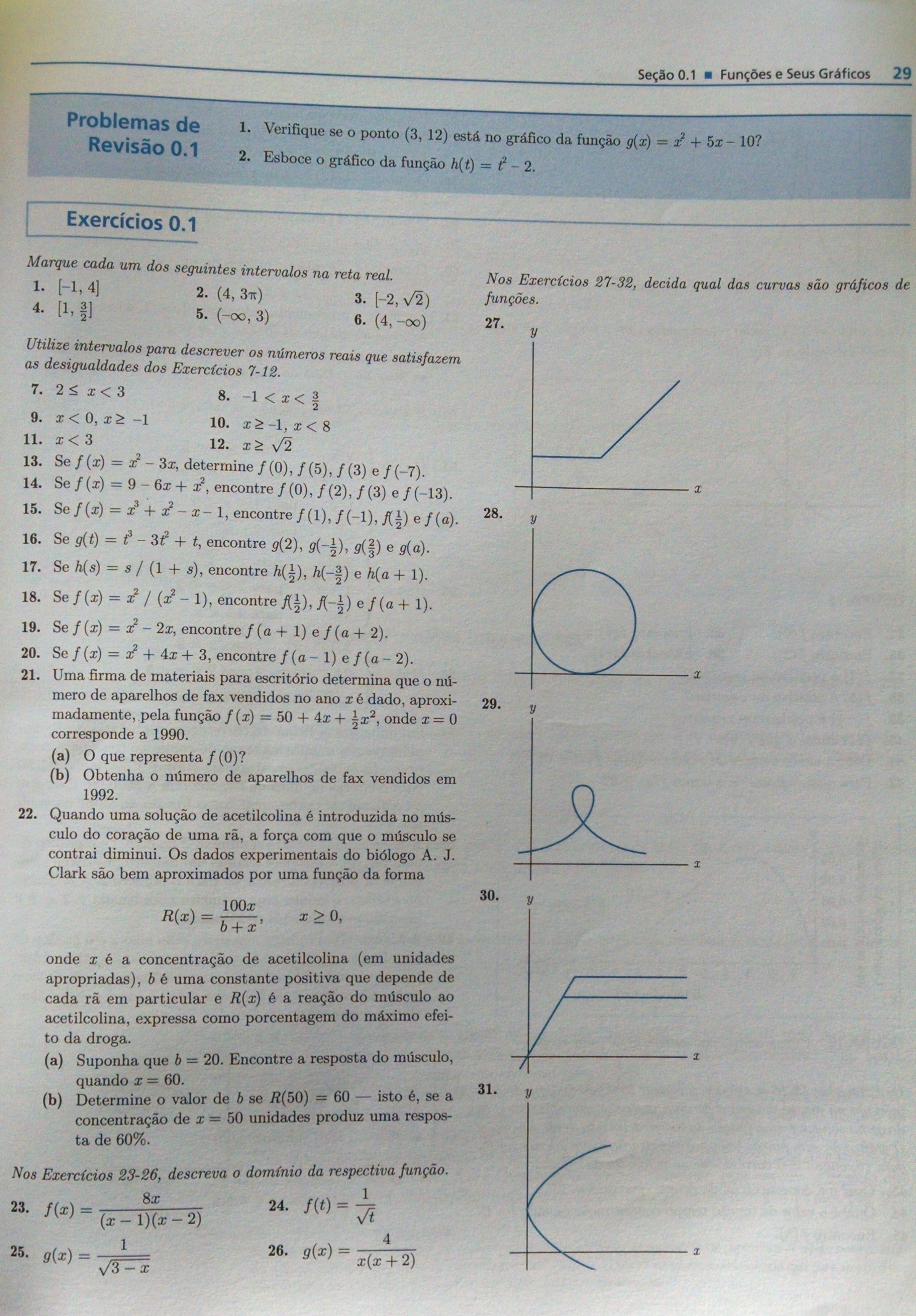 Lista 0.1, p 1/2